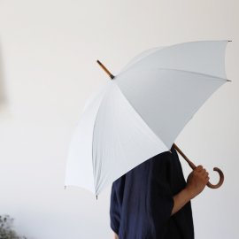 WAKAO umbrella(綿麻・長傘)
