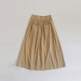 an2136 ポケットギャザースカート