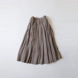 an2160 グランスカート(LYOCELL RAMIE)
