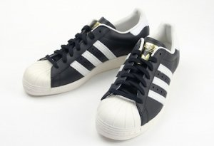 adidas Originals<br>SUPERSTAR 80s<br>ホワイト/ブラック