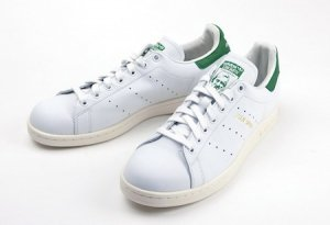 adidas Originals<br>STAN SMITH<br>グリーン