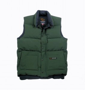 Freestyle Vest<br>Color:FOREST  GREEN