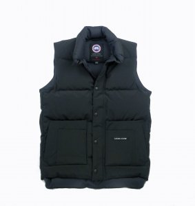 Freestyle Vest<br>Color:BLACK