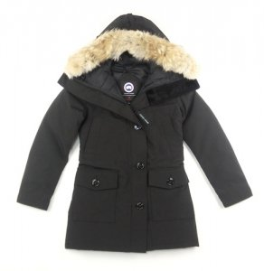 CANADA GOOSE<br>BRONTE PARKA<br> Color:BLACK(Ladies)