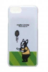 rugby junky<br> �Phone7 対応ハードケース