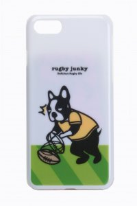 rugby junky<br> �Phone7 対応ハードケース <img class='new_mark_img2' src='https://img.shop-pro.jp/img/new/icons50.gif' style='border:none;display:inline;margin:0px;padding:0px;width:auto;' />