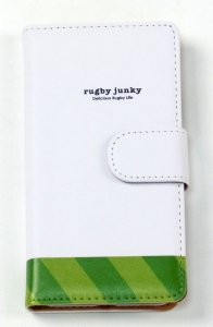 rugby junky<br> �Phone7 対応手帳型ケース <img class='new_mark_img2' src='https://img.shop-pro.jp/img/new/icons50.gif' style='border:none;display:inline;margin:0px;padding:0px;width:auto;' />