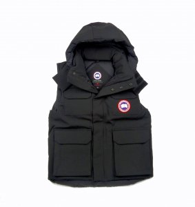 CANADA GOOSE<br>HUDSON<br>Color:BLACK