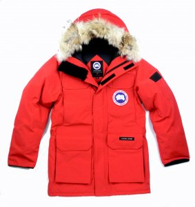 CANADA GOOSE<br>CITADEL<br>Color:RED