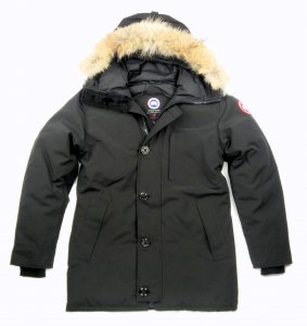 CANADA GOOSE<br>JASPER<br>Color:BLACK