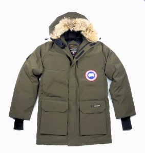 CANADA GOOSE<br>Expedition Parka<br>EARTH BROWN(Men's)
