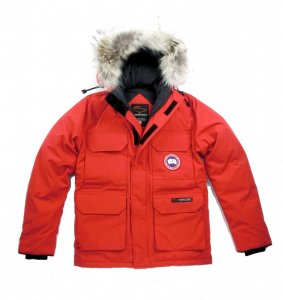 CANADA GOOSE<br>Expedition Parka<br>RED(Ladies)