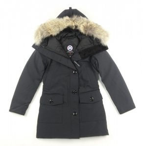 CANADA GOOSE<br>BRONTE PARKA<br> Color:NAVY(Ladies)