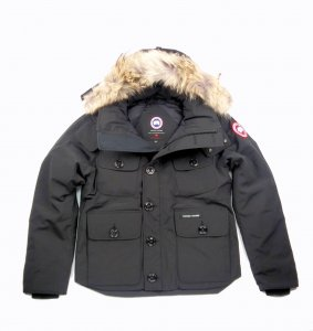 CANADA GOOSE<br>RUSSELL<br>Color:BLACK