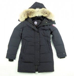 CANADA GOOSE<br>MACKENZIE<br> Color:NAVY(Ladies)