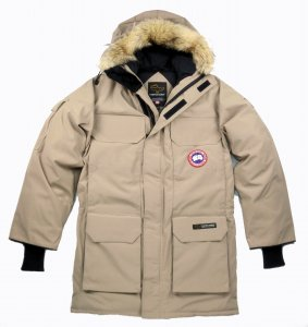 CANADA GOOSE<br>Expedition Parka<br>TAN(Men's)