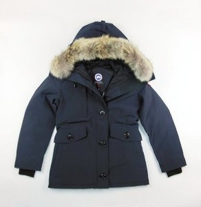 CANADA GOOSE<br>CHARLOTTE<br> Color:NAVY(Ladies)