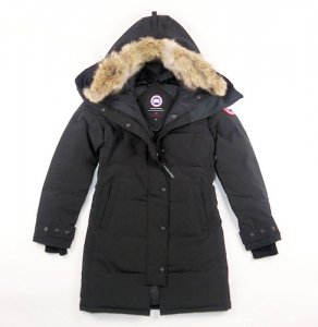 CANADA GOOSE<br>MACKENZIE<br> Color:BLACK(Ladies)