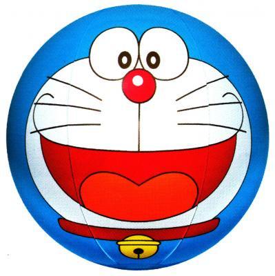 イガラシ ドラえもんボール40cm(膨らましサイズ直径約25cm)ドラえもんビーチボール AYS-240
