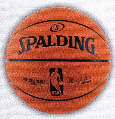 SPALDING(スポルディング)NBA GAMEBALL REPLIKA バスケットボール6号