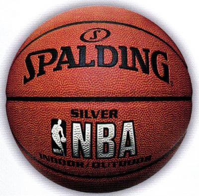 SPALDING(スポルディング)NBA SILVER バスケットボール7号