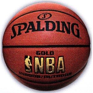 SPALDING(スポルディング)NBA GOLD バスケットボール7号