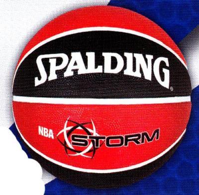 SPALDING(スポルディング)STORM バスケットボール3号