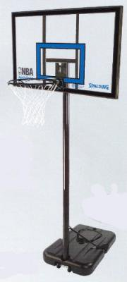 SPALDING(スポルディング) NBAバスケットゴール(家庭用屋外向)