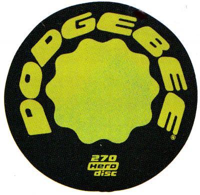 ドッヂビー270(ラージサイズ)/HDB-270