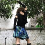 <img class='new_mark_img1' src='https://img.shop-pro.jp/img/new/icons1.gif' style='border:none;display:inline;margin:0px;padding:0px;width:auto;' />タイダイ染めSPANDEX◎2wayミニスカート