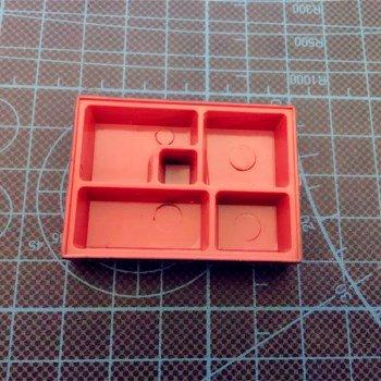 デコ用素材 ミニチュアお弁当箱 寿司・お弁当の器 「クロネコDM便対応可」