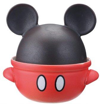ミッキーマウス 土鍋6号