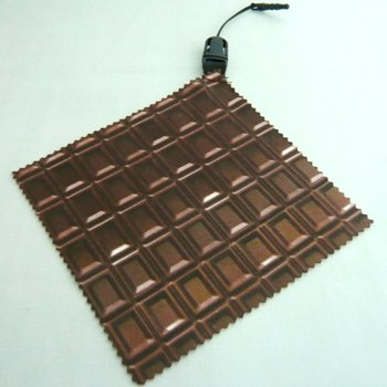 20%オフ!チョコレート スマホクリーナー 「クロネコDM便対応可」