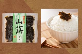 【人気商品】田中醤油店の山蕗(佃煮)