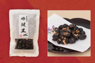 丹波篠山産<br>黒豆の素焼き(徳用) 160g