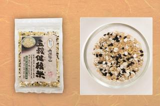 丹波篠山 五穀健穣米<br>200g