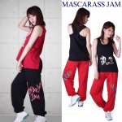 MJ☆サイドプリントスウェットパンツ