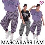 MJ☆ボーダーカプリパンツ
