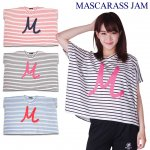 MJ☆ボーダードロップショルダーT<img class='new_mark_img2' src='https://img.shop-pro.jp/img/new/icons24.gif' style='border:none;display:inline;margin:0px;padding:0px;width:auto;' />