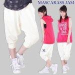 MJ☆サルエルスウェットパンツ-5