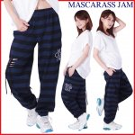 MJ☆ボーダークラッシュ編み込みロングパンツ<img class='new_mark_img2' src='https://img.shop-pro.jp/img/new/icons5.gif' style='border:none;display:inline;margin:0px;padding:0px;width:auto;' />