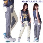 MJ☆SHスウェット/ヒッコリーロングパンツ-2<img class='new_mark_img2' src='https://img.shop-pro.jp/img/new/icons5.gif' style='border:none;display:inline;margin:0px;padding:0px;width:auto;' />