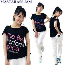 MJ-☆肩開きラグランT-11