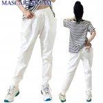 MJ-☆バックレースポケットジョガーパンツ