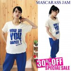 MJ☆KNカットオンTシャツ