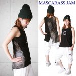 MJ☆バックオープンタンク(メッシュレトロ柄)<img class='new_mark_img2' src='https://img.shop-pro.jp/img/new/icons5.gif' style='border:none;display:inline;margin:0px;padding:0px;width:auto;' />