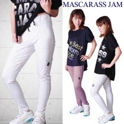 MJ☆マチ付きサイドポケットスリムパンツ