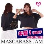 MJ-☆バックハートドルマンT(ゴールドラメレース)