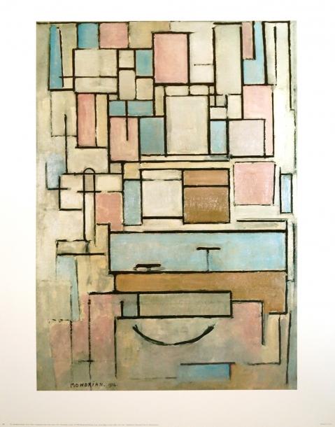 Piet Mondrian /