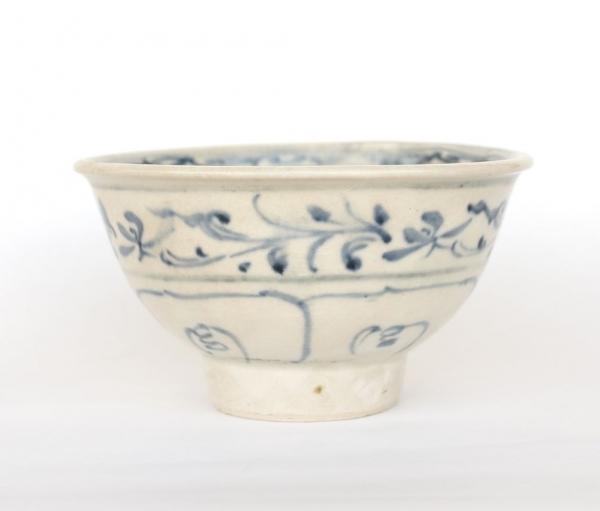 安南焼/染付茶碗�